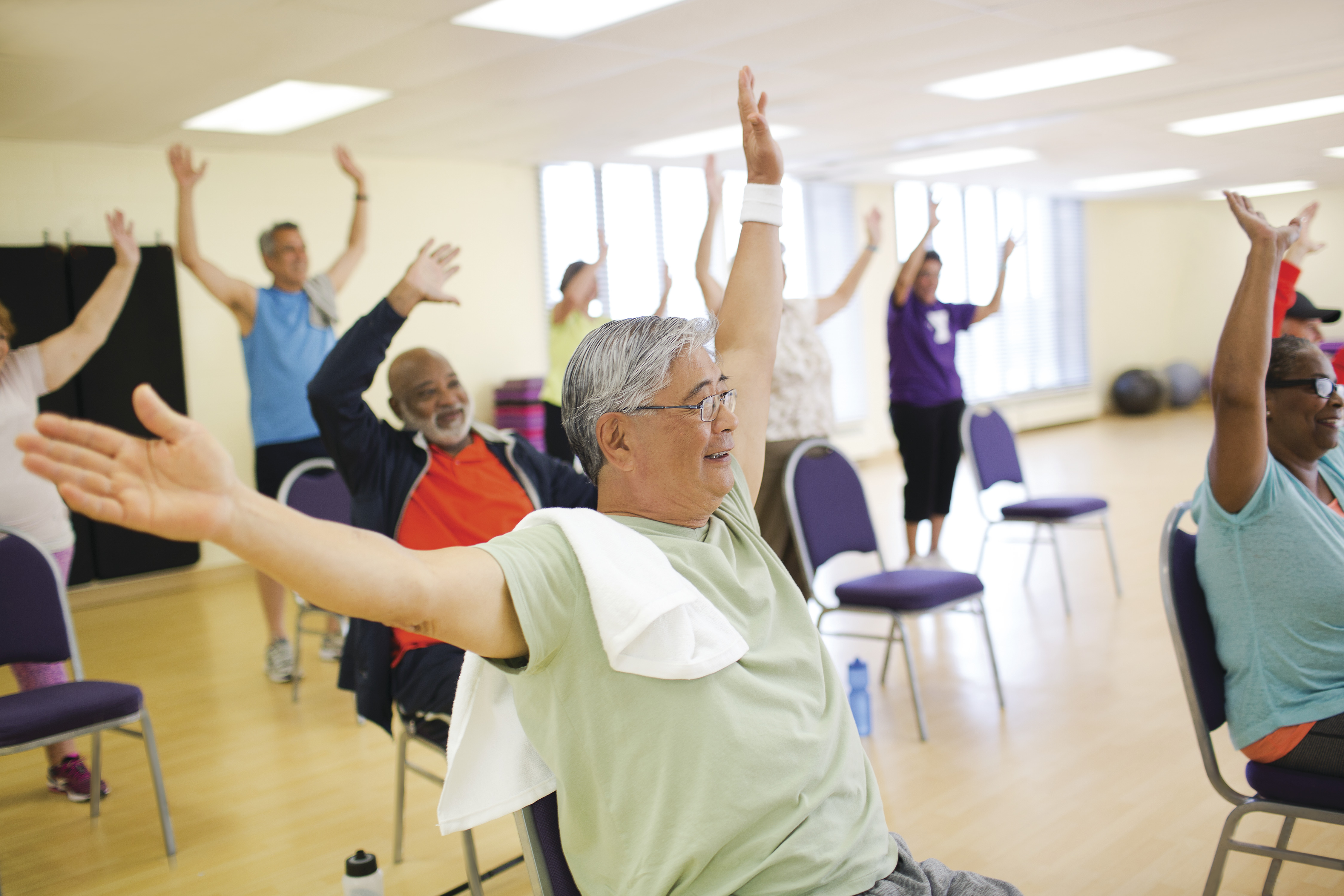 Active Older Adults | YMCA Gloucester